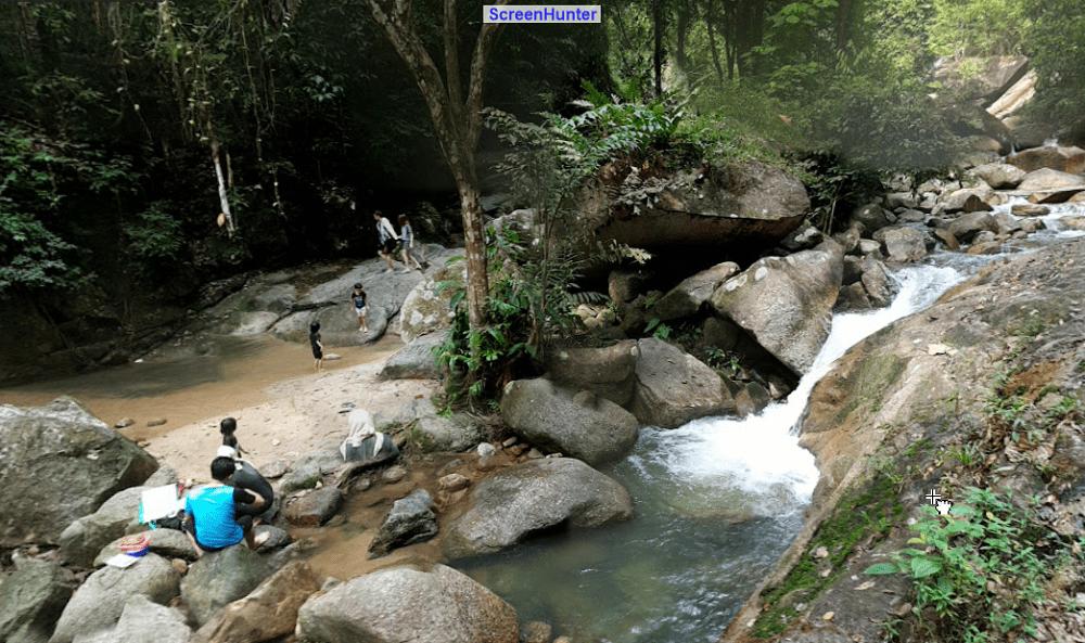 3 Buah Air Terjun di Pulau Pinang