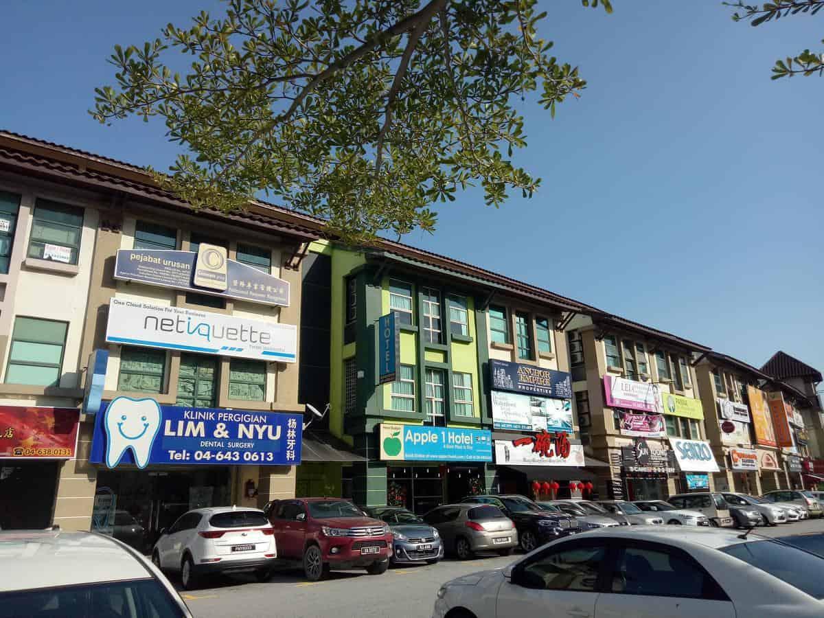 Hotel Murah (Bajet) Untuk Area di Penang