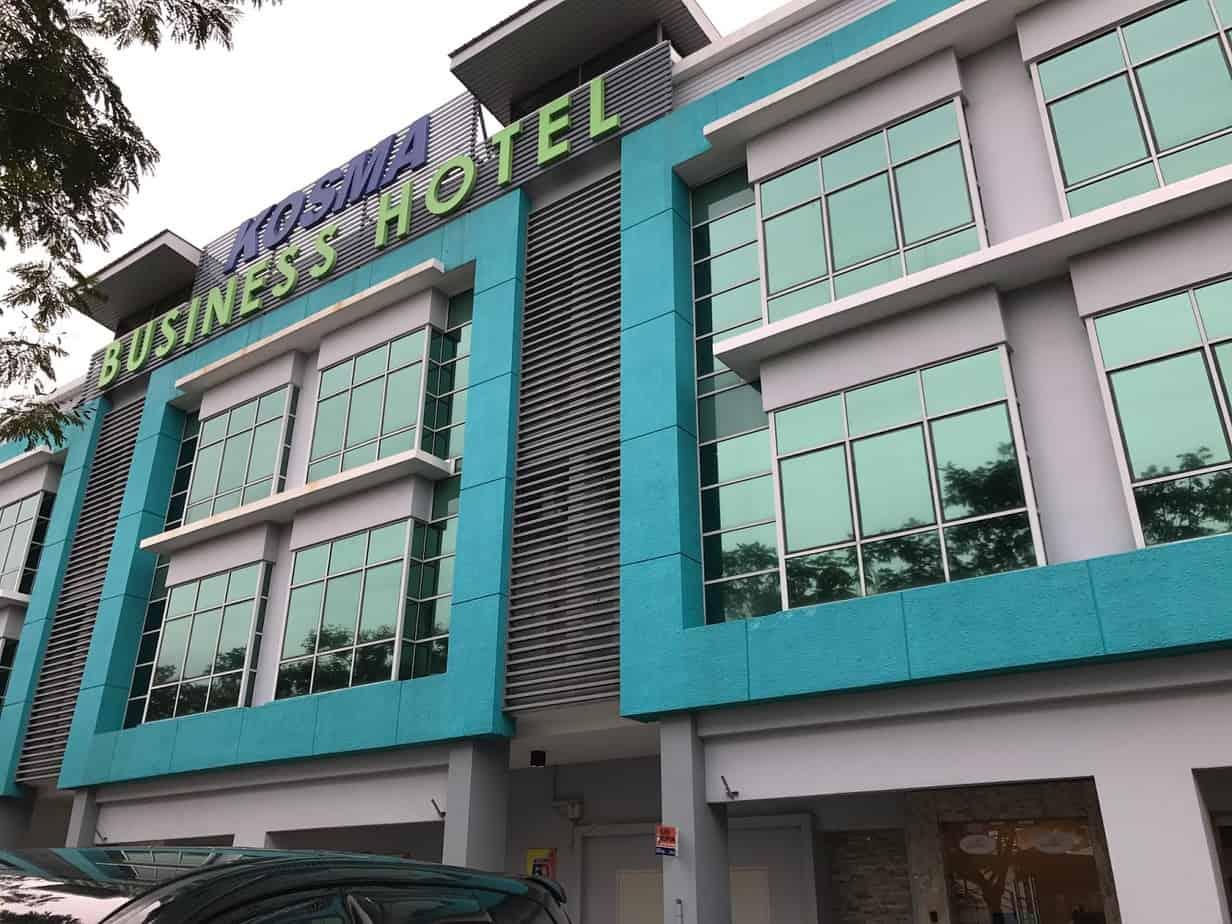 Hotel Best di Bandar Kuantan
