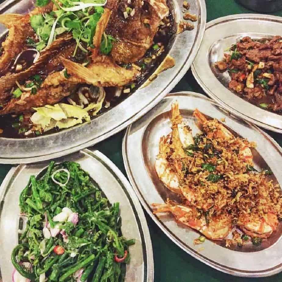 Tempat Makan Malam Best dan Sedap Di Kuala Lumpur 2018