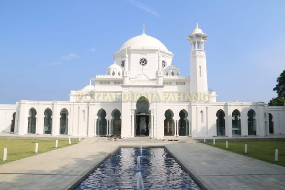 Tempat Menarik di Pekan, Pahang