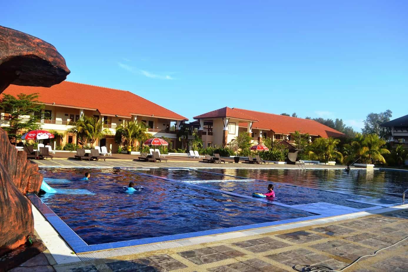 Tok Aman Bali Review Beach Resort