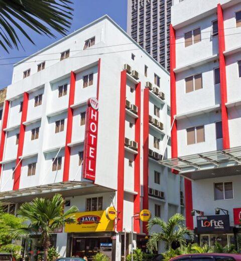 Frenz Hotel Kuala Lumpur Review