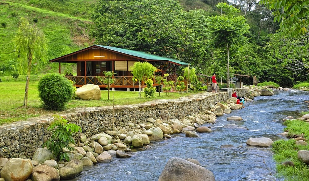 7 Janda Baik Chalet Tepi Sungai Depan Pintu Sungai Teamtravel My