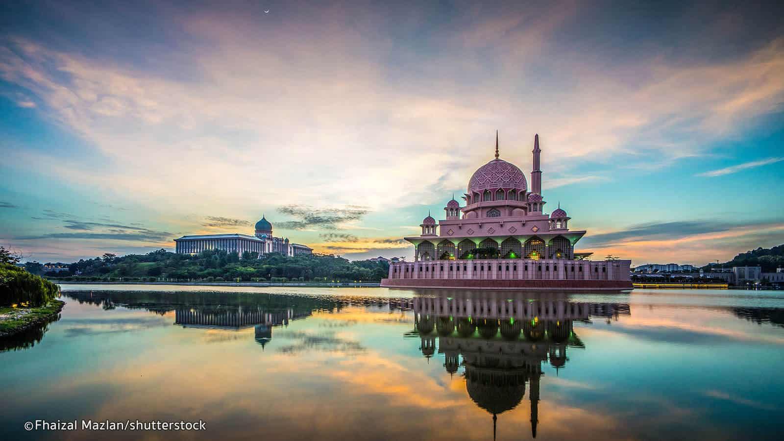 Tempat Menarik di Putrajaya