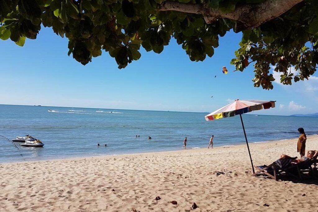 Pantai di Penang