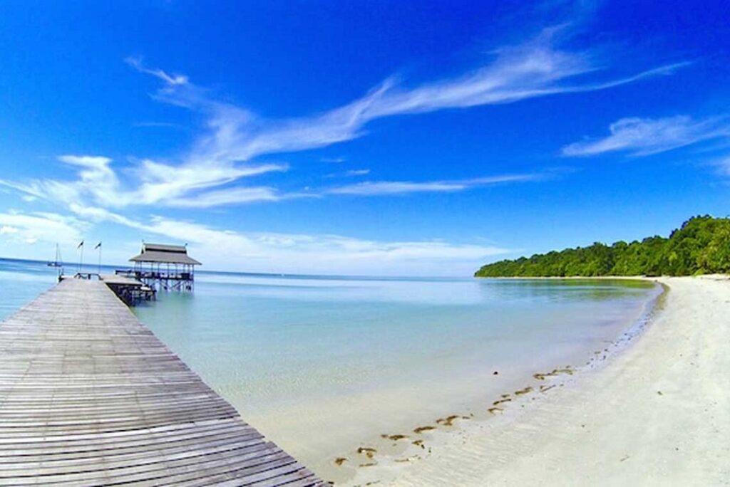 Pulau di Kota Kinabalu