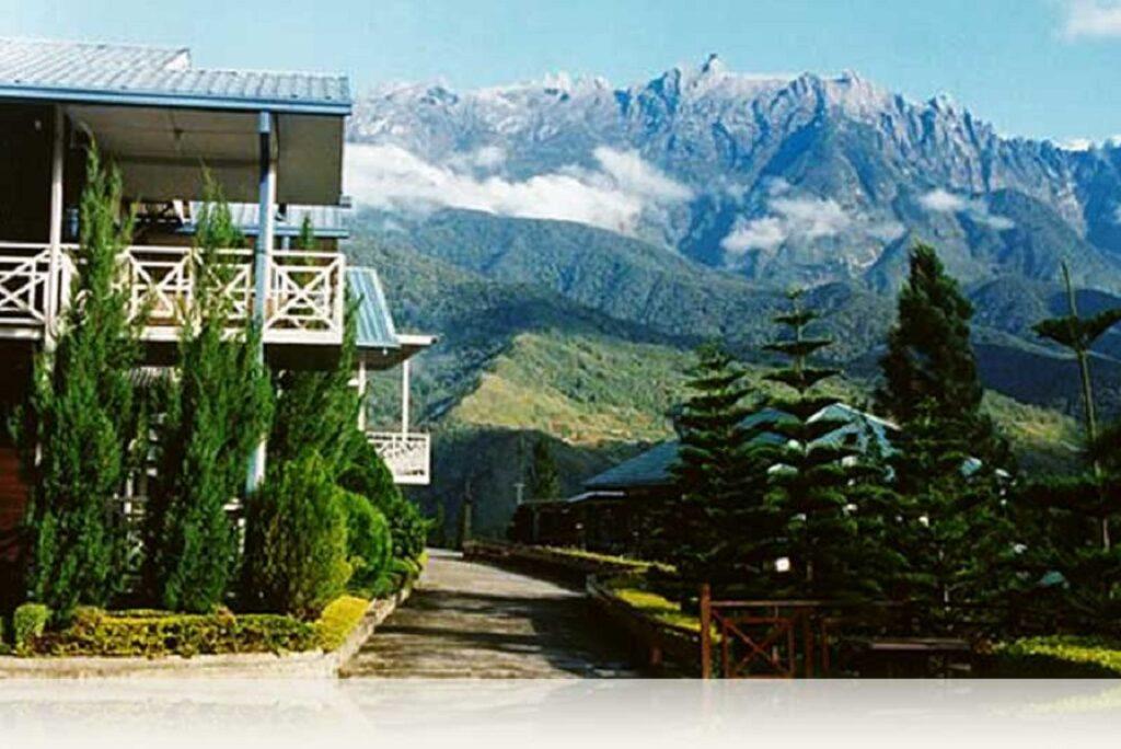 Kinabalu Pine Resort Review