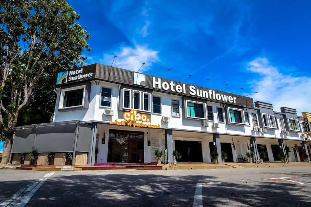 Sunflower Hotel Melaka Review