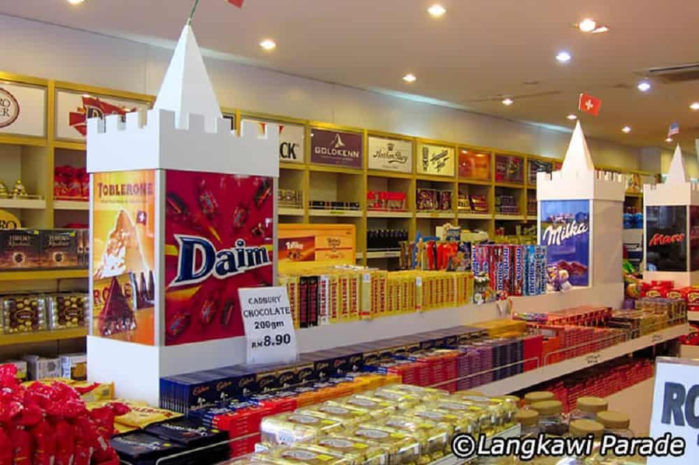 Tempat Shopping Di Langkawi Teamtravel My