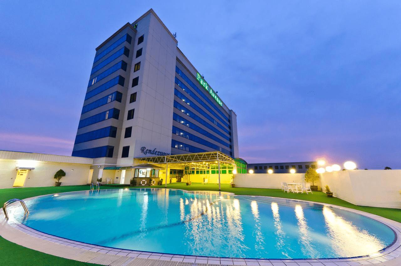 Senarai Hotel Terbaik di Sungai Petani [ Aman Jaya Mall ]