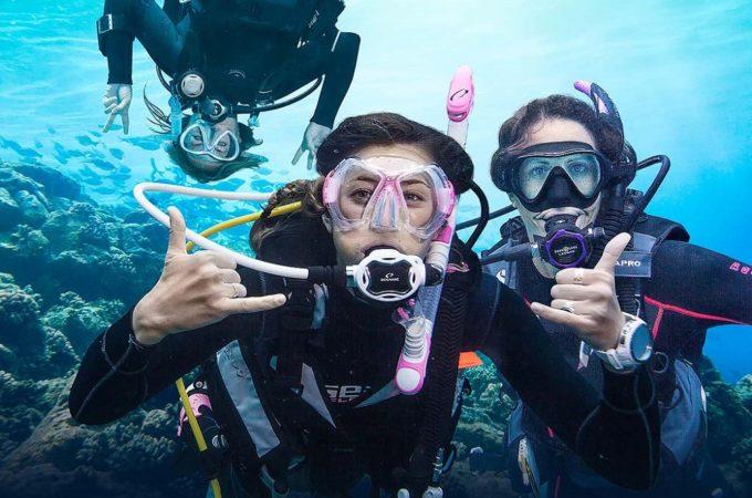 Scuba Diving di Langkawi – Ini yang patut anda tahu
