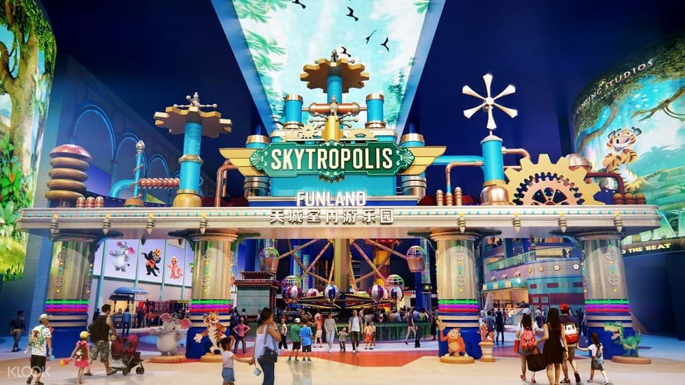 Perbezaan harga Genting Highlands dengan Theme Park Lain