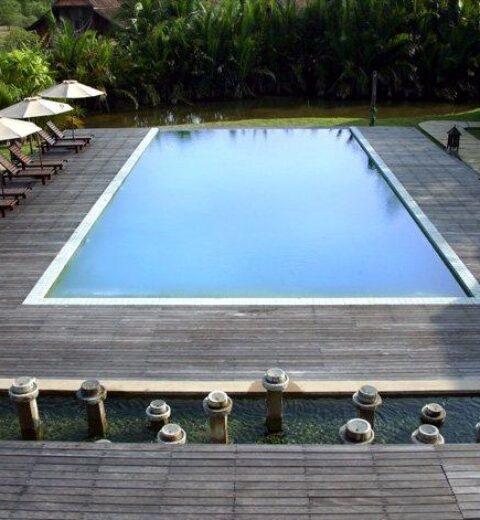 Bercuti di Angullia Beach Resort [Tepi Pantai & Murah!]