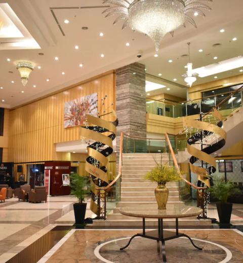 Hotel di Bandar Baru Bangi