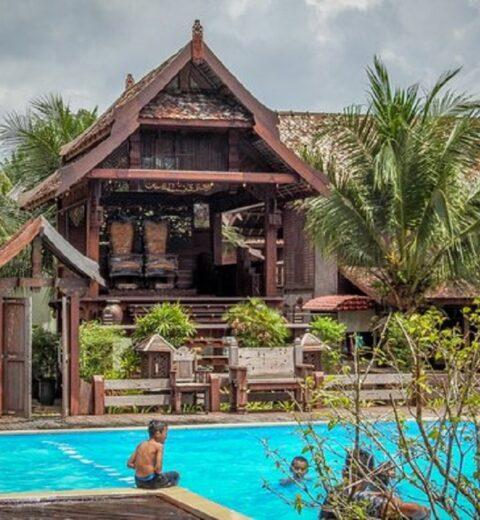 Harga Kolam Renang Hotel Tabung Haji Kuala Terengganu