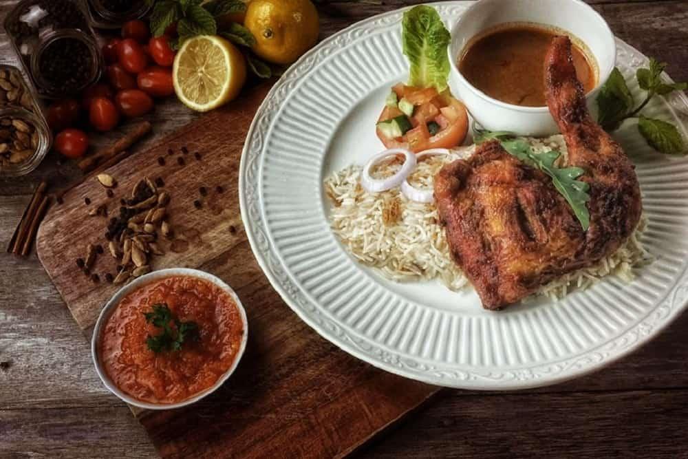 Nasi Arab Bangi