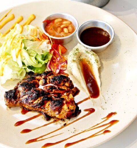 Makan Tengah Hari Sedap di Melaka