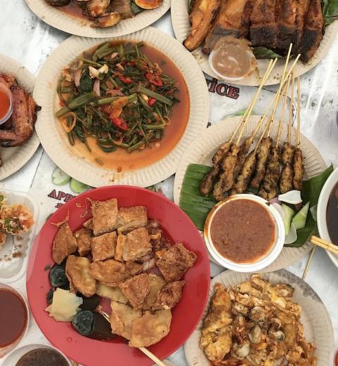 Makanan di Penang
