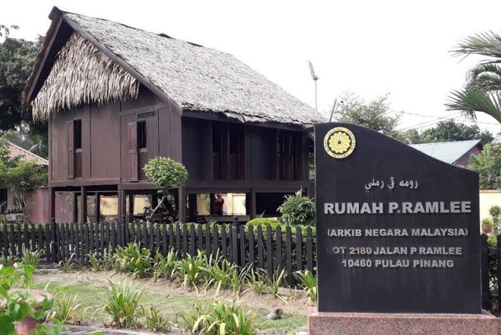 Tempat Menarik PERCUMA di Penang